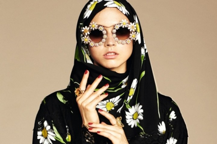 Muslimah's Don't Need Dolce and Gabbana to ValidateThem