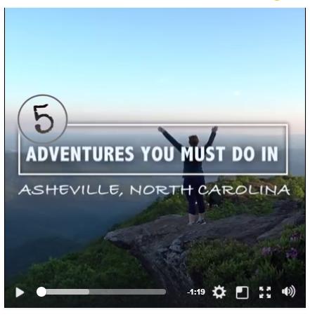 Divergent Travelers Asheville Video
